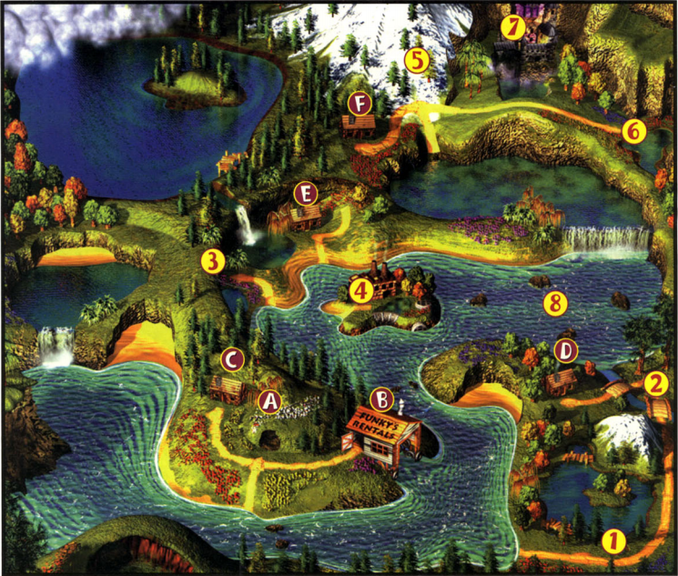 Looking Back – Donkey Kong Country: Dixie Kong's Double ...